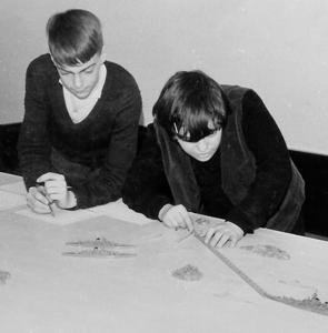 Sjöförsvarsspel 1965